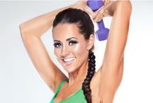"Fitness, Body, & Health Things I Love / ""I workout."" / by Joy Martinez"