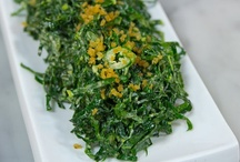 Spring & Summer Recipes / by Emily Ion Kosuge