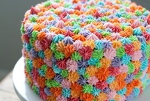 Decorating Cakes/Cupcakes / Ideas and tips on decorating cakes and cupcakes.  / by SueLynn Junkert