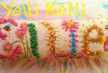 Yelli Kelli / Items I found here from my Etsy shop!