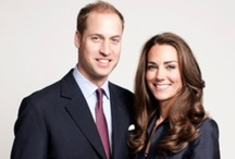 Charlotte, George, William & Kate of Cambridge. / by Naj Yarra