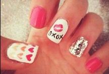 Nails <3 / by Jen Morgan