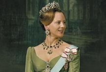 Danish Queen Margrethe / by Naj Yarra