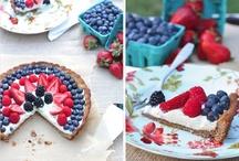 Grain Free Pies & Tarts / by Carina L Freeman