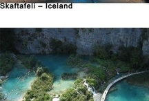 Places that I want to go