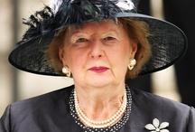 Lady Margaret Thatcher
