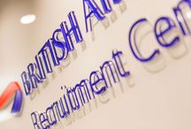 RAW British Airways Recruitment projects