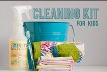 kids | help around the house / ways to encourage your kids to help and age appropriate chores for each of them