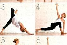Yoga Sequence Reference / by Elizabeth Beard