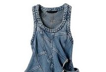 Made from Old Denim Jeans