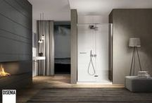 Disenia_ Architectural Showers / The  Ideagroup Company specialized in designing and manufacturing shower enclosures