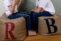 Monogramed Childrens Gifts