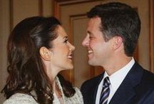 Danish Prince Frederik and Princess Mary