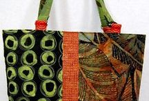 Purses Totes Bags, oh my! / by Carol Schluer