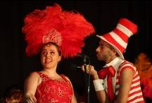 Costumes for Seussical the Musical