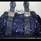 vintage handbag / vintage handbag