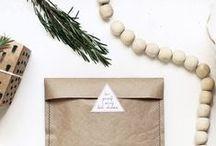 P A C K A G I N G / Pretty packaging ideas / by Wonder Forest (Blogging, Business, DIY & More)