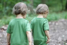 twin stuff / The joys of twins, expressed in pictures
