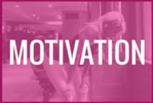 fitness motivation / Motivation to get fit and live a healthy lifestyle.  ChaleneJohnson.com/fitness