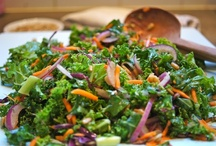 Salads / by Elizabeth Doyle