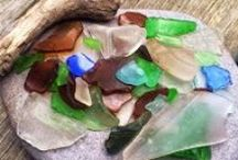 Seaglass, Starfish, Stones and Driftwood / by Lisa Benedetti-Davis