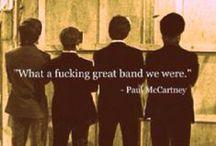 the beatles / john, paul, george & ringooooo