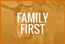 family first / I love these ideas and inspiration for making family my priority