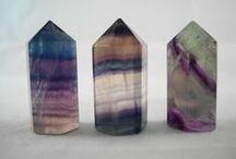 rocks + minerals