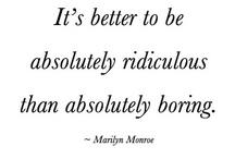 words wiser than mine