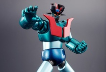 toy :: robot + mecha / toy : mecha : giant : robot : figure : transform : transformers : robo : scifi : science : fiction : gundam : macross : fss : evangelion / by sun yun