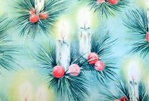 Christmas / The most wonderful time of the year! / by Jessica Palmer