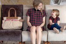 Sacs à langer by Mamma Fashion / Votre sac à langer vous servira à emporter le change de bébé et ses repas. Et les plus beaux sacs à langer sont chez MammaFashion