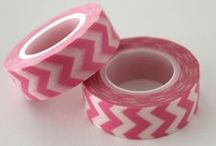 Tape / What to do with Washi Tape!