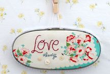 Cross stitch and embroidery / Needlework patterns and inspiration