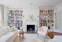 Living Room/Family Room / by Megan H