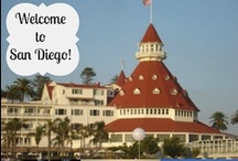 San Diego / Ideas on what to do, where to eat, where to stay in beautiful San Diego...
