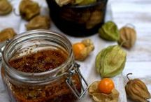 pickles, preserves and fermented foods