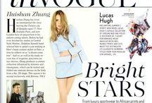 Alice Cicolini Press / Press Coverage on the Brand