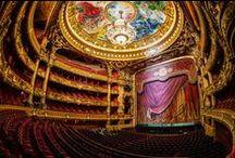 Opera Houses / The most beautiful Opera Houses.