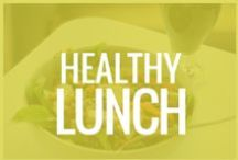 Food: Healthy Lunch with Chalene Johnson / Here are some High Protein Fit Food ideas and recipes I think you will LOVE!