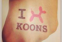 Kooky Koons-y / by Kate Burgess-Mac Intosh