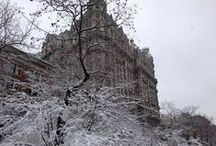 I Love New York in the Winter