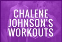 Fitness: Chalene Johnson's Workout / Here you'll find poses, videos, poses, sequences, and tutorials of workouts from Chalene Johnson. Learn more about Chalene Johnson's homeworkout programs ( PiYo, Turbo, and Chalean Extreme) by visiting www.chalenejohnson.com/fitness