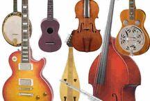 Music: String Band / by Mindy Rubin