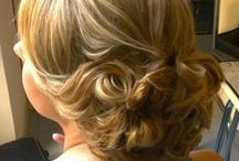 wedding hairstyles for long hair in Rome italy / wedding hairstyle ideas for long hair in Rome italy by Janita Helova