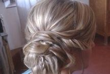 wedding hairstyles with braids in Rome italy / wedding hairstyles with braids in Rome italy by Janita Helova