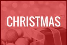 Celebrate: Christmas / http://www.chalenejohnson.com   Christmas decorations, ideas, trees, DIY, and more!