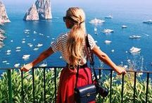Study Abroad / by Nicole Lechner