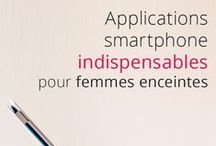 Pregnancy Applications by Mamma Fashion / Iphone and Android applications for pregnant women created to simplify your life or to give advice in particular nutrition during pregnancy ! // Applications Iphone et Android ( pour femme enceinte ) sympas réalisées pour vous simplifier la vie ou pour vous donner des conseils en particulier de nutrition pendant votre grossesse !