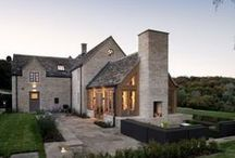 Architects & Exteriors / architecture, architects, renovation, exterior inspiration, historic homes